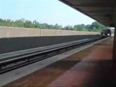 Washington Metro Green Line @ College Park