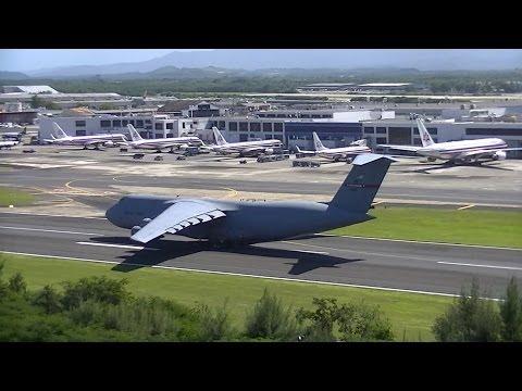 TJSJ Spotting: C-5 & American 777!