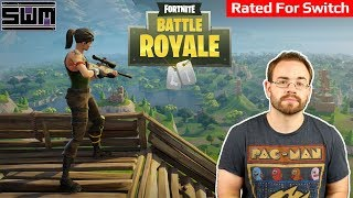 Fortnite Gets Rated For Nintendo Switch | News Wave Extra