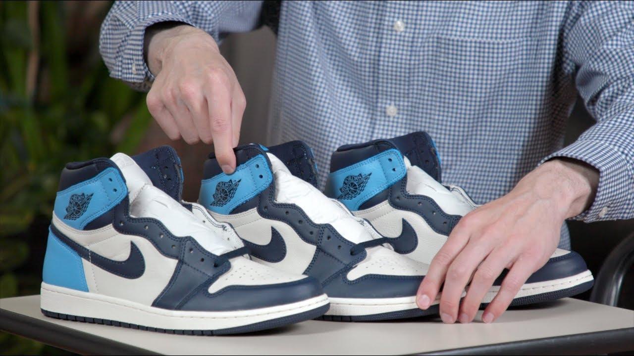 Air Jordan 1: Leather Quality Different