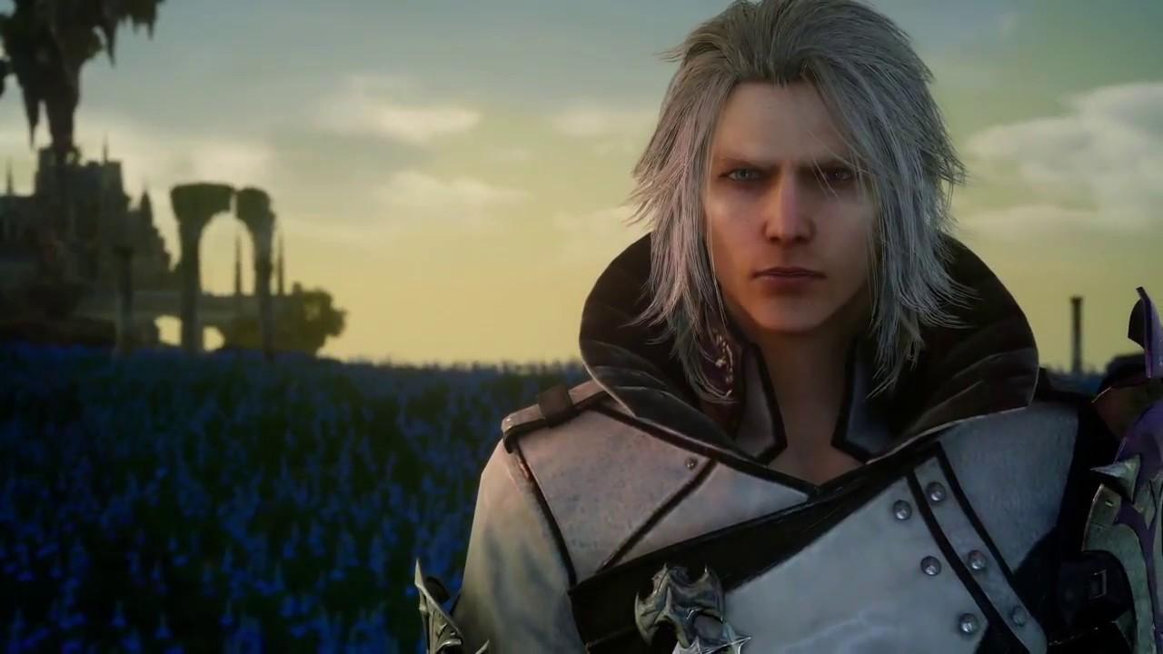 Final Fantasy XV: Lunafreya Nox Fleuret (Second scene