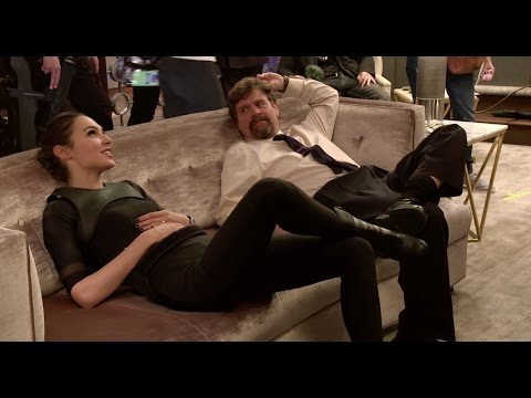 Keeping Up With The Joneses: Behind the Scenes Movie Broll - Gal Gadot