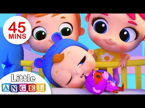 Are You Sleeping, Brother John? | Humpty Dumpty | Baby Songs & Nursery Rhymes By Little Angel