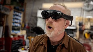 Tested in 2018: Adam Savage