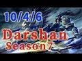 CLG Darshan Xin Zhao TOP vs Ornn Patch 7.20