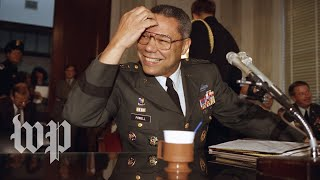 Colin Powell, history-making secretary of state and chairman of the Joint Chiefs of Staff, dies