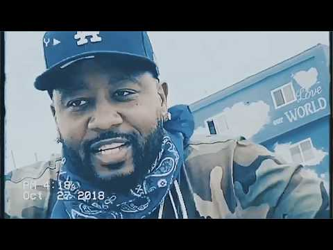 Roadie Rose - Grown Ass Crip (Music Video) [New 2018]