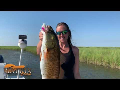 "DockSide TV  ""Finding Gold using Crawfish"""