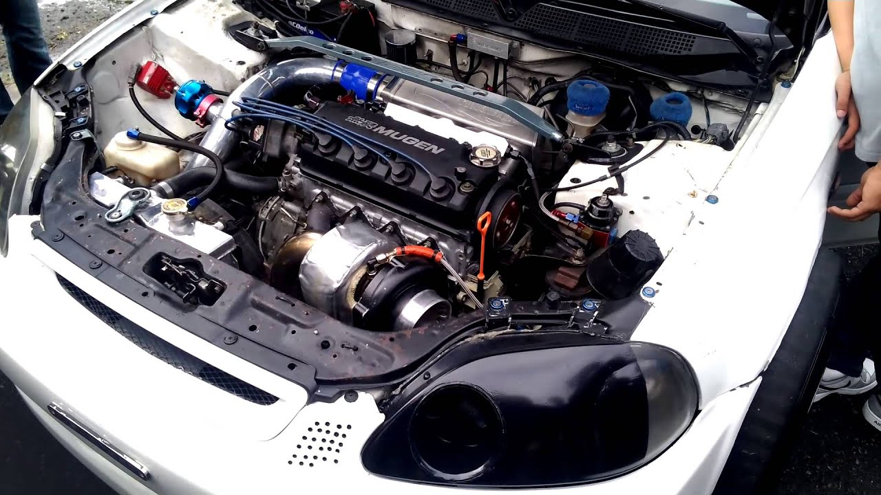 honda civic vtec turbo sohc puerto rico youtube