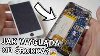 Rozkręciłem PODRÓBKĘ iPhone'a!  | JAK WYGLĄDA?
