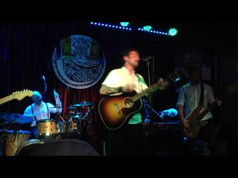 Frank Turner - The Next Storm / Out of Breath / Recovery @ Three Links, Deep Ellum, TX. 9/23/2017