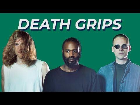 DEATH GRIPS - творческий путь