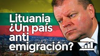 ¿Es la EMIGRACIÓN una amenaza para LITUANIA? - VisualPolitik