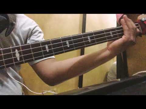 NOAH   Khayalan TIngkat Tinggi music everywhere live   masharry bass cover