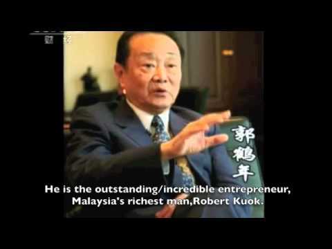 Robert Kuok/郭鹤年 Interview(With English Subtitles Included)