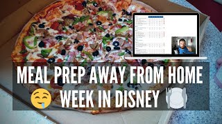 Eating Away From Home | Meal Prepping For Weight Loss