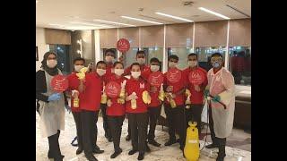 International Housekeeping Week - Grand Millennium Al Wahda