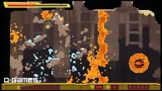 PixelJunk Shooter 2: Final Boss Tutorial (Survivalist)