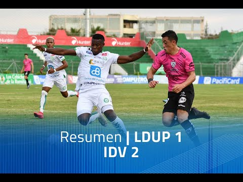 LDU Portoviejo Independiente del Valle Goals And Highlights