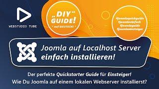Joomla 3.0 Tutorial Joomla 3 Stable installieren - Installation der Deutsche Joomla Version #01