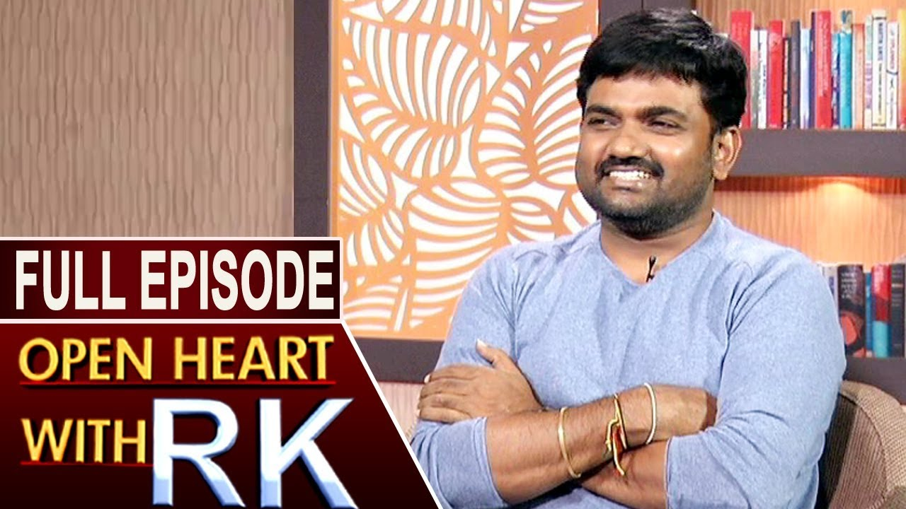 director-maruthi-open-heart-with-rk-full-episode