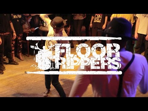 Floor Rippers presents The Element Jam supported by Universal Zulu Nation!