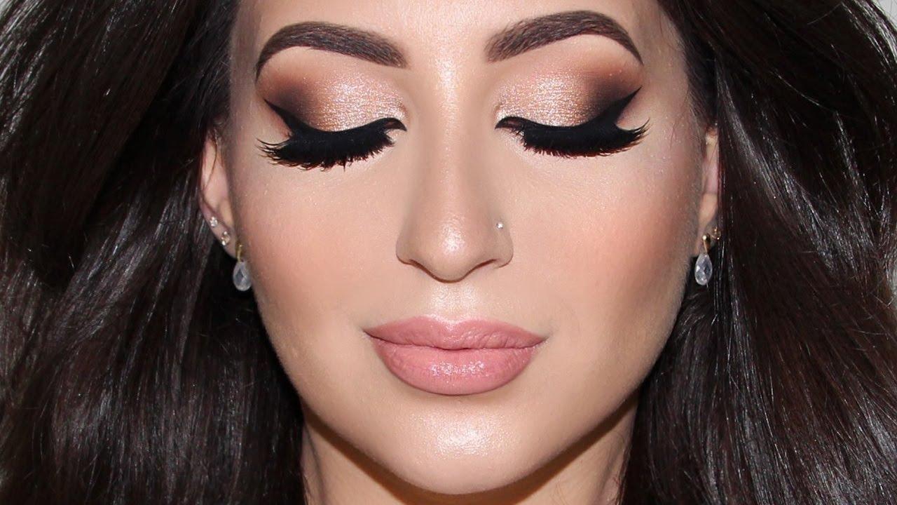 Maquiagem Clssica E Elegante Para NOIVAS Melissa