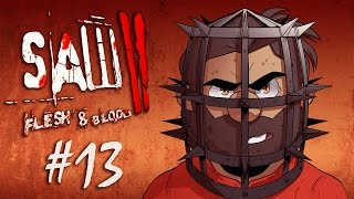 Saw II | Let's Play Ep. 13: Nerve Gas House | Super Beard Bros.