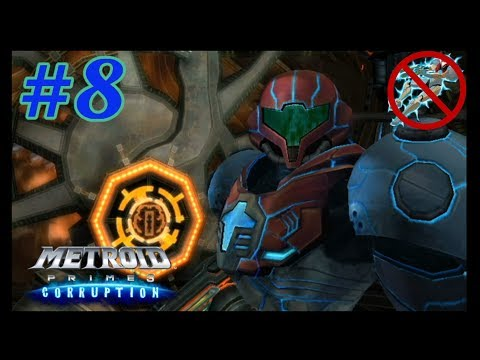 Metroid Prime 3: Corruption No Hypermode Challenge: Part 8 (Pirate Homeworld and Gandrayda)