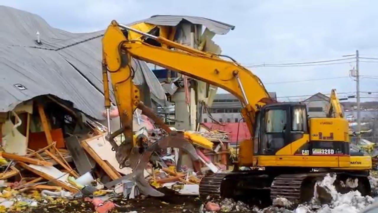 Building Demolition Portland : York street building demolition portland maine
