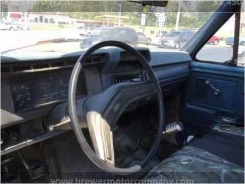 1985 ford f 250 used cars pulaski tn youtube for Bryan motors pulaski tn