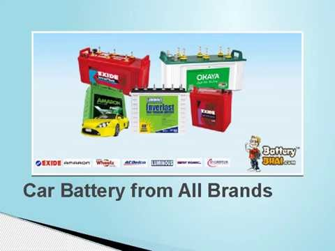 Buy Car And Inverter Battery Online