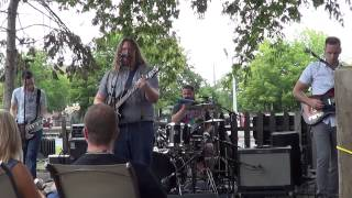 Me Like Bees - The Fifteenth Day - Fox River House Patti-O, Mile of Music, Appleton, WI 8-8-2015