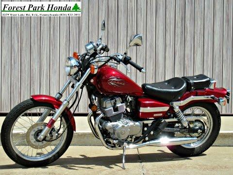 SOLD! 2012 Honda 250 Rebel CMX250C