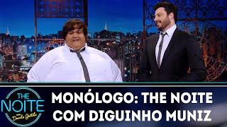 Baixar Monólogo: The Noite com Diguinho Muniz | The Noite (15/04/19)