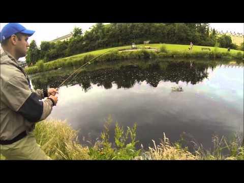 michael currie fly tying river bush 2015 12lb salmon