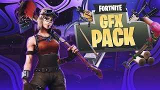 Fortnite FREE Graphics Pack 2019 (ALL YOU NEED GFX PACK)