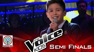 "The Voice Kids Philippines 2015 Semi Finals Performance: ""Got To Believe In Magic"" by Kyle"