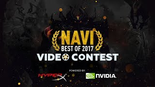 NAVI VIDEO CONTEST - BEST OF 2017 [DOTA2]