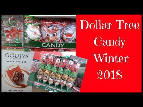 Dollar Tree Christmas 2018 Candy Walk-Thru #60