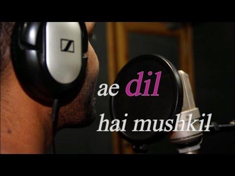 Ae dil hai mushkil | Arijit Singh | Cover - Nawazish Zameer