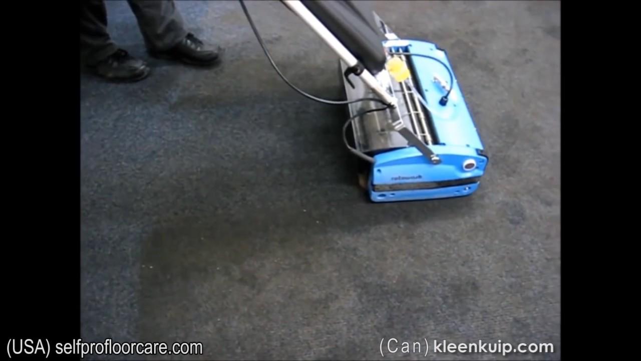 Rotowash USA  Self Pro Floor Care/Multiple Floor Cleaning Demos