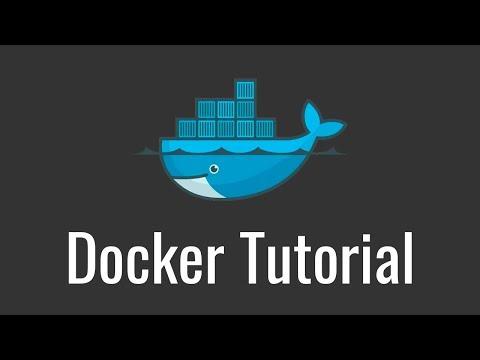 Docker Tutorial For Beginners