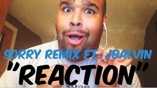 Justin Bieber - Sorry LATIN REMIX [REACTION]