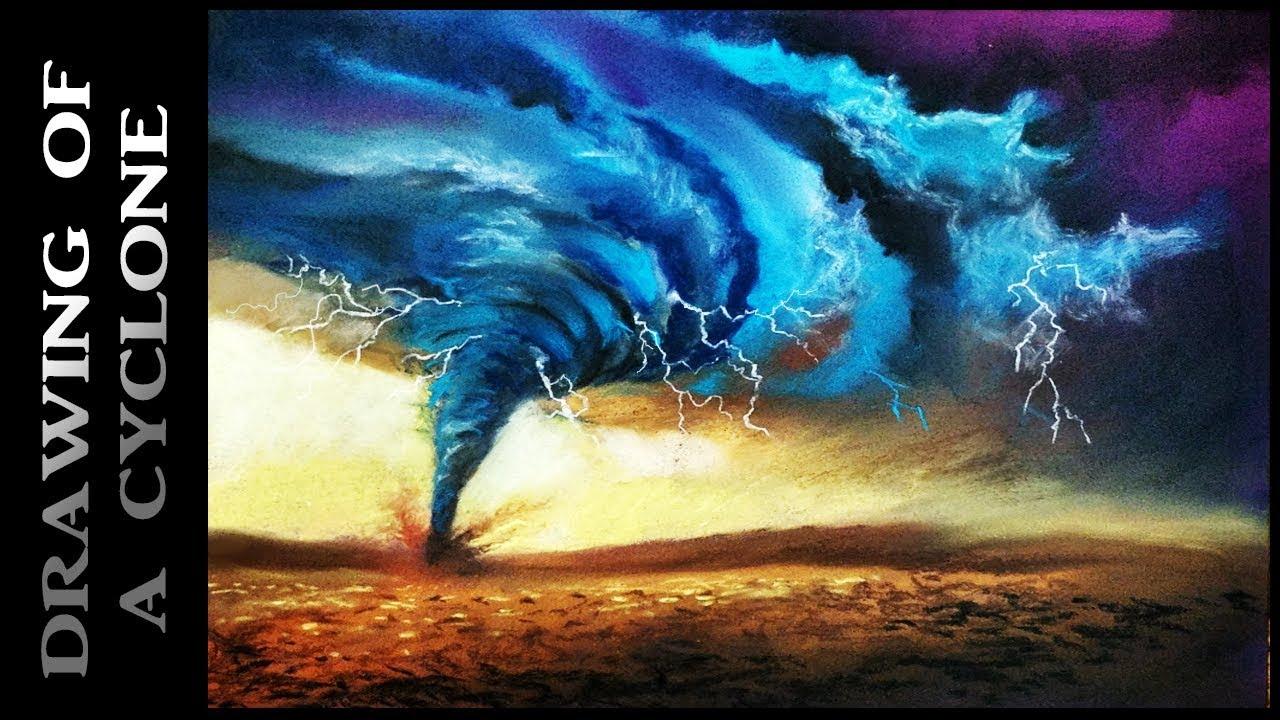 Pastel Cyclone