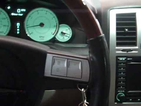 2006 chrysler 300c interior youtube - 2007 chrysler 300 custom interior ...