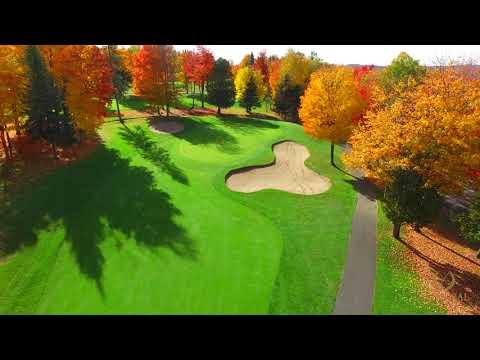 Club de golf Le Balmoral - Trou #3