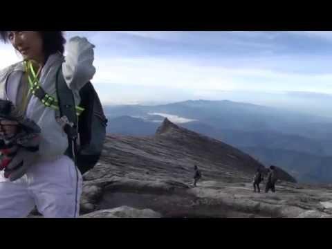 Kota Kinabalu Mountain Climb '14