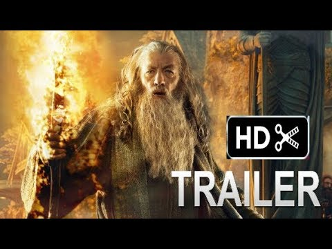 The Silmarillion movie Trailer- Return Of Sauron 2018,Hugo Weaving ,Ian McKellen(fan made)