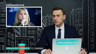 Навальный вызывает Эллу Памфилову на дебаты или полиция охраняет предвыборные баннеры с Путиным